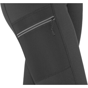 Columbia Luminary - Pantalones Mujer - regular negro